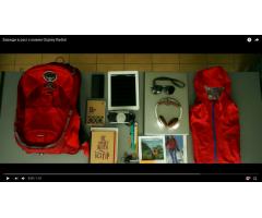 Відео до основних новинок Osprey